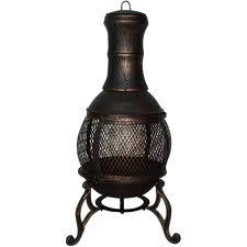 Outdoor Fire Chimney