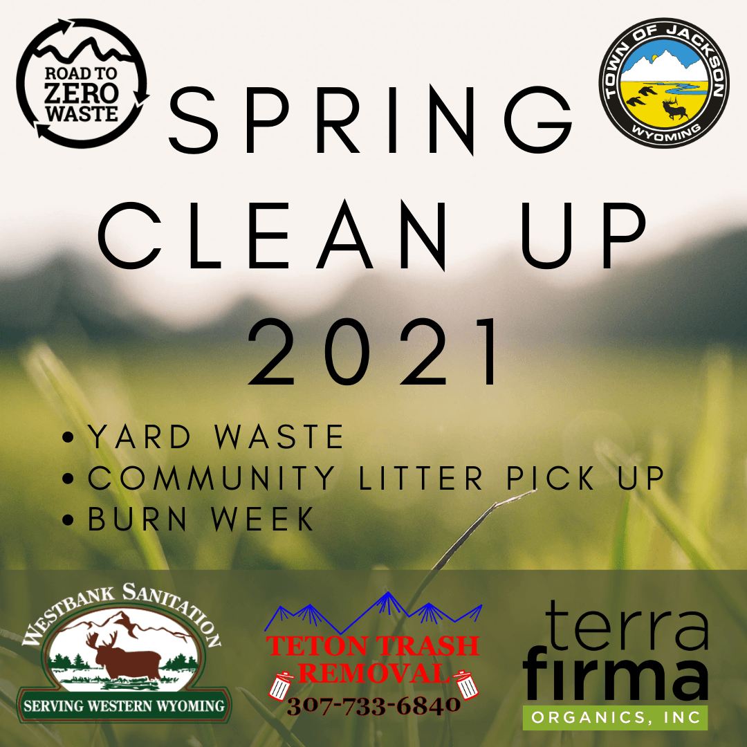 Spring Clean Up 2021 SM